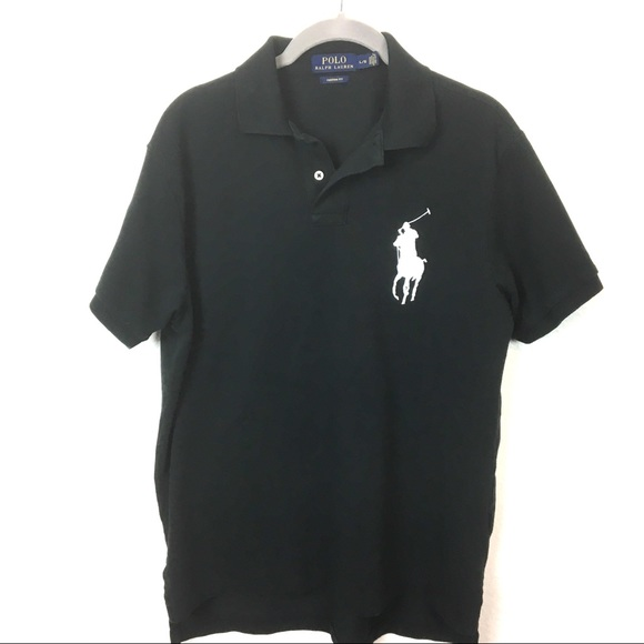 Ralph Lauren Womens Polo Shirt Short Sleeve Embroidered Rl Logo New Nwt